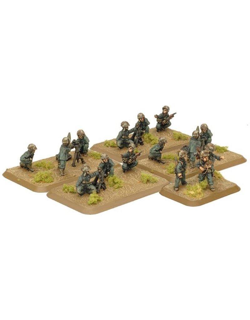 Flames of War US775 Mortar Platoon (Marines)