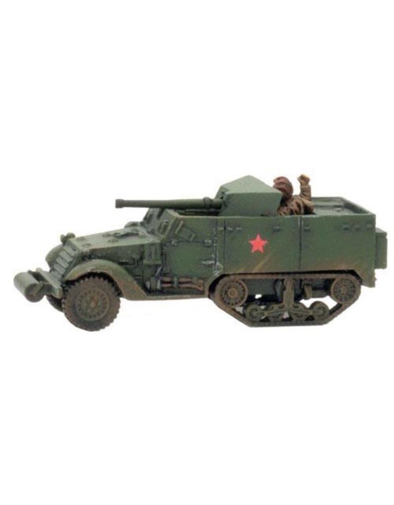Flames of War SU103 SU-57