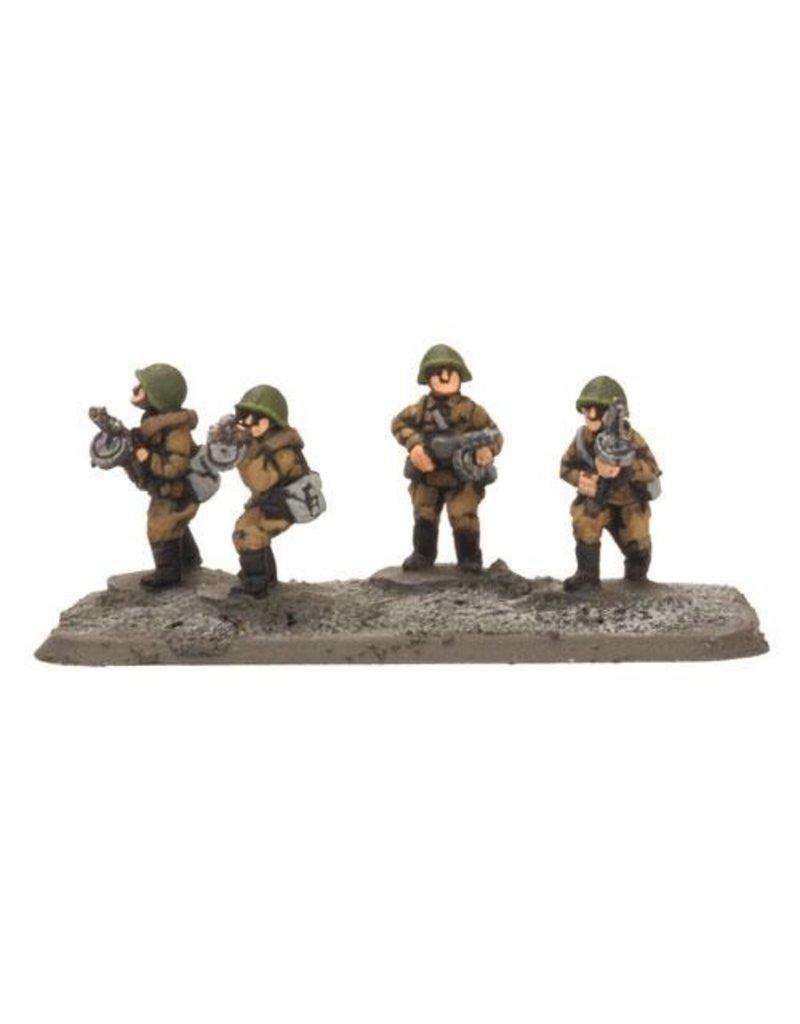 Flames of War SU718 Storm Group