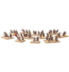 Flames of War SU720 Strelkovy Platoon (Winter)
