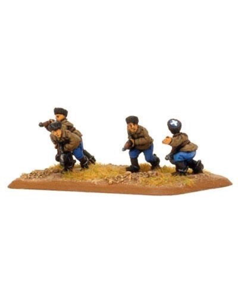 Flames of War SU742 Kazachya Platoon