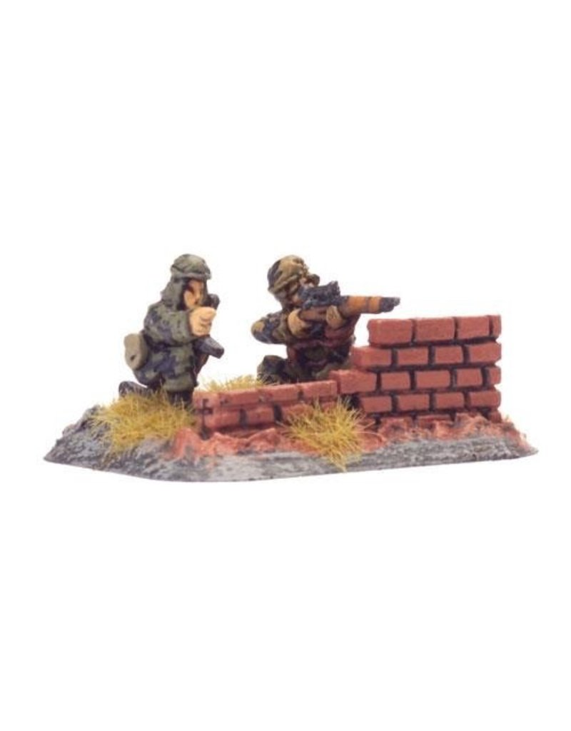 Flames of War SU880 Noble Sniper VG Zeytsev and Snipers
