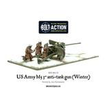 Bolt Action BA American Army: 3-Inch Anti-Tank Gun M5 (Winter)