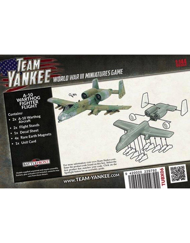 Team Yankee TUBX06 A-10 Warthog Fighter Flight