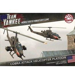 Team Yankee TUBX05 Cobra Attack Helicopter Platoon