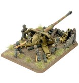 Flames of War GE531 8.8cm PaK43 Cruciform Mount