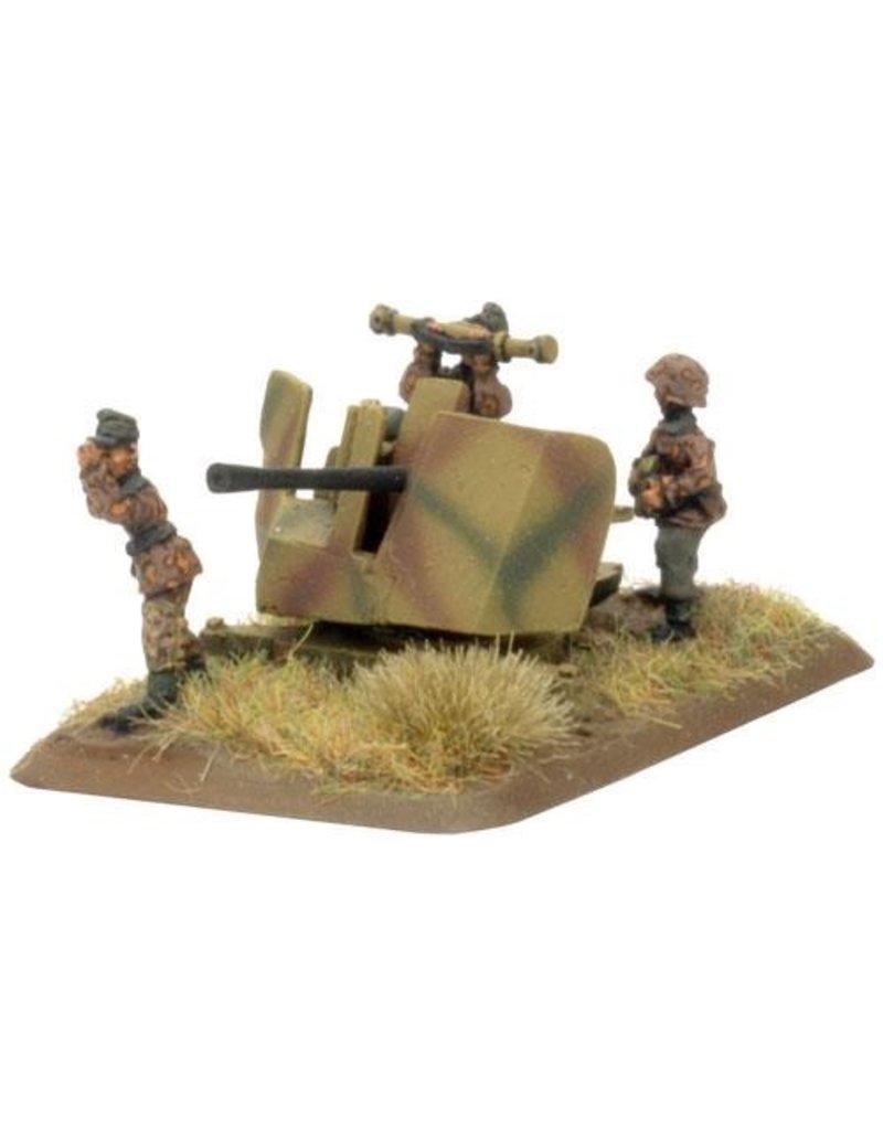 Flames of War GE548 German SS 3.7cm FlaK Platoon
