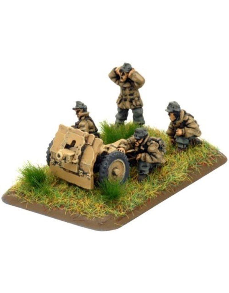 Flames of War GE554 German 7.5cm leIG18 Gun GJ
