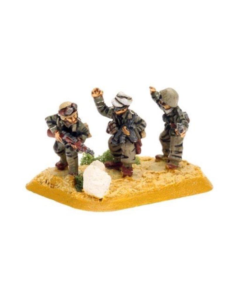 Flames of War GE745 German Mortar Platoon Afrika