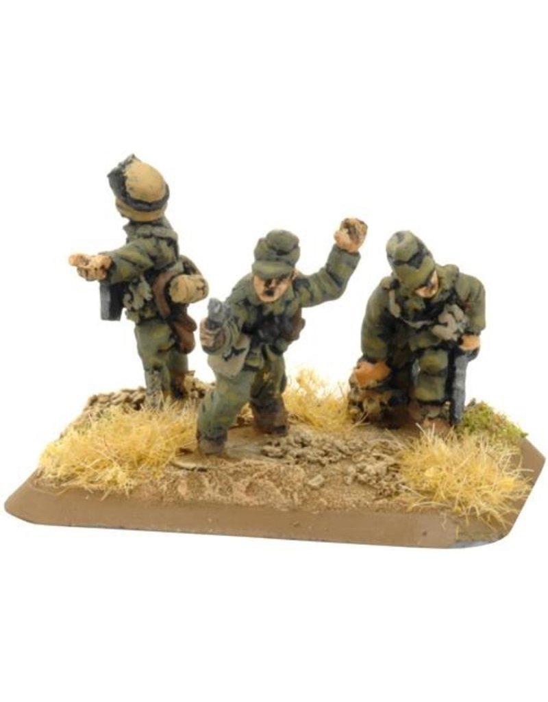 Flames of War GE747 German Pioneer Platoon