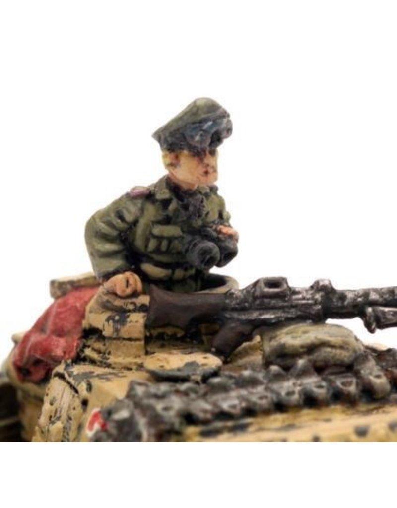 Flames of War GE886 German Oberst Rettemeier