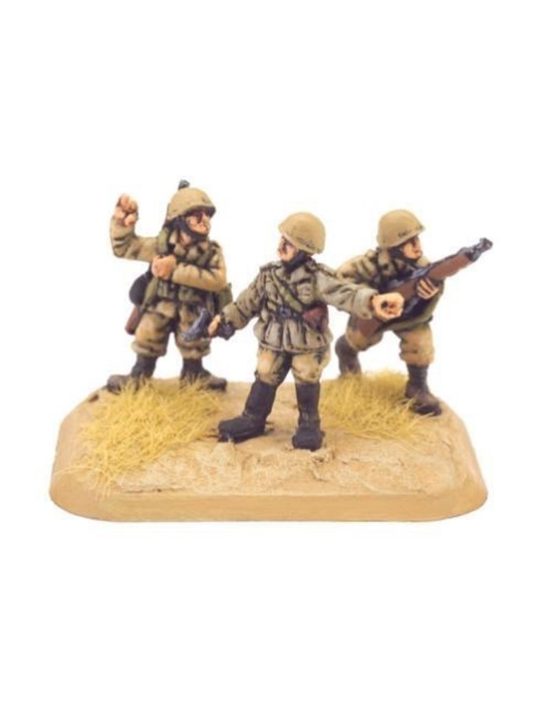 Flames of War IT704 Italian Machine-gun Platoon