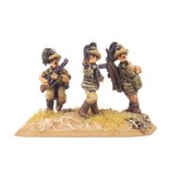 Flames of War IT722 Italian Bersaglieri Platoon