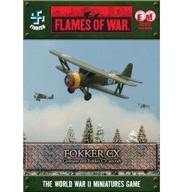 Flames of War AC012 Fokker CX (1:144)