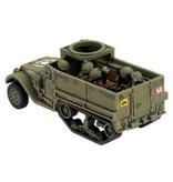 Flames of War BBX29 M5 Half-track Transport Platoon (Plastic)