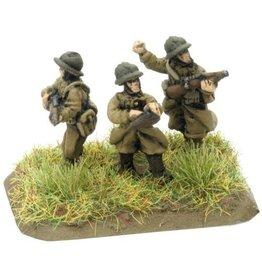 Flames of War FR704 Machine-gun Platoon