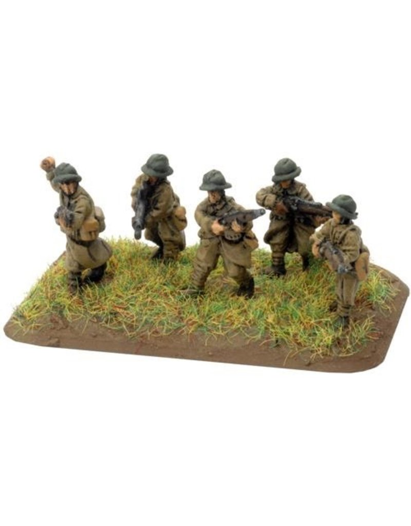 Flames of War FR702 Fusiliers Platoon