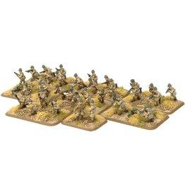 Flames of War FR742 Tirailleurs Platoon