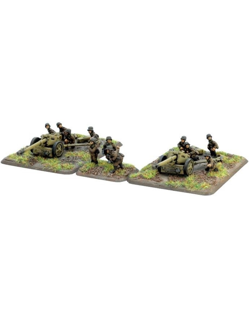 Flames of War HU520 75mm 40M Anti-tank Gun
