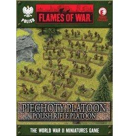 Flames of War PBX02 Piechoty Platoon