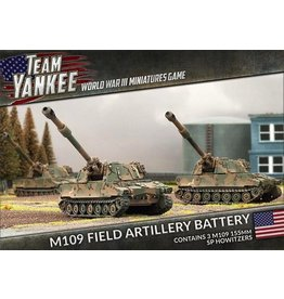 Team Yankee TUBX04 M109 Field Battery