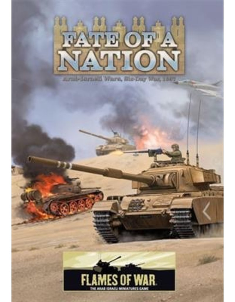 Flames of War FW902 Fate Of A Nation