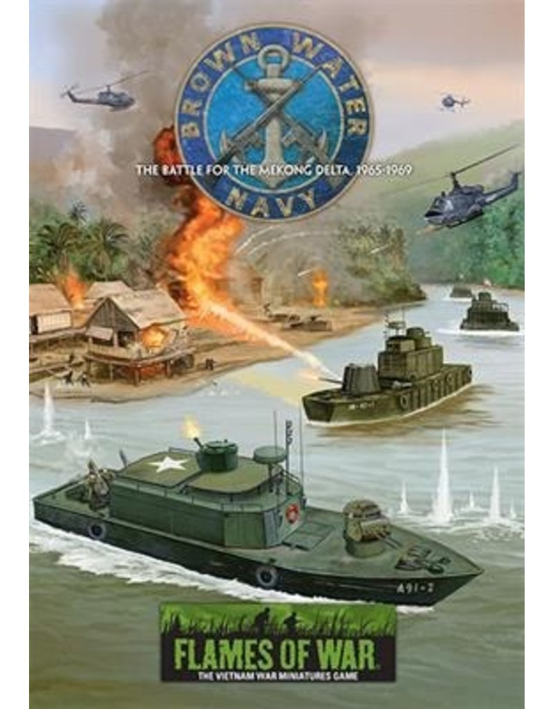 Flames of War FW903 Brown Water Navy