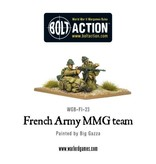 Bolt Action BA French Army: Early War French MMG Team