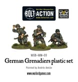 Bolt Action BA German Army: Grenadiers (plastic)