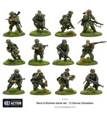 Bolt Action Bolt Action 2E Starter Box - Band of Brothers