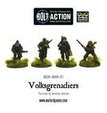 Bolt Action BA German Army: Volksgrenadiers (10 Models)