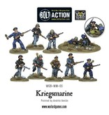 Bolt Action BA German Army: Kriegsmarine Squad