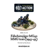 Bolt Action BA German Army: Fallschirmjager MMG (1943-45)