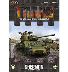 GF9 TANKS TANKS: US Sherman 75mm & Sherman 76mm