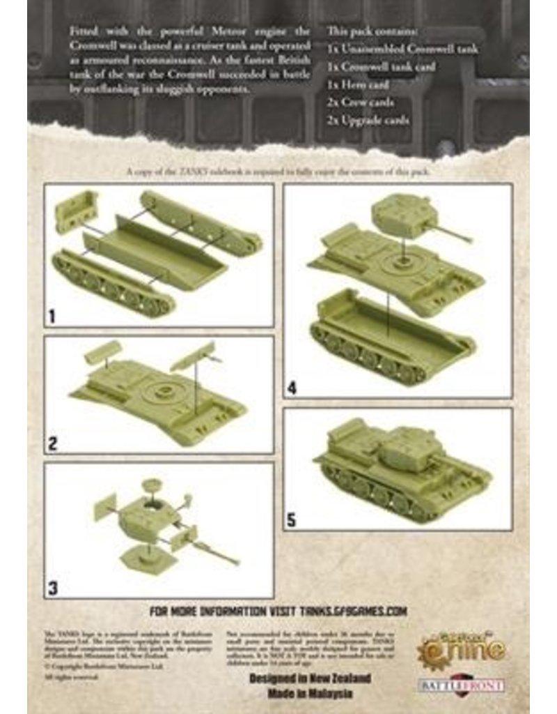 GF9 TANKS TANKS: British Cromwell