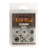 GF9 TANKS TANKS: German Dice Set (6)
