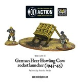 Bolt Action BA German Army: Heer Howling Cow Rocket Launcher