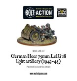 Bolt Action BA German Army: Heer 75mm LEiG 18 Artillery