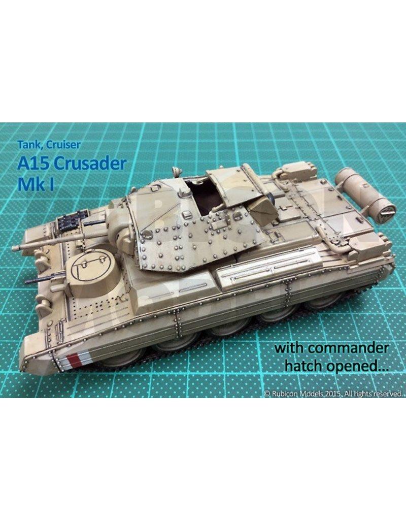 Rubicon Models 28mm Rubicon Models: A15 Crusader