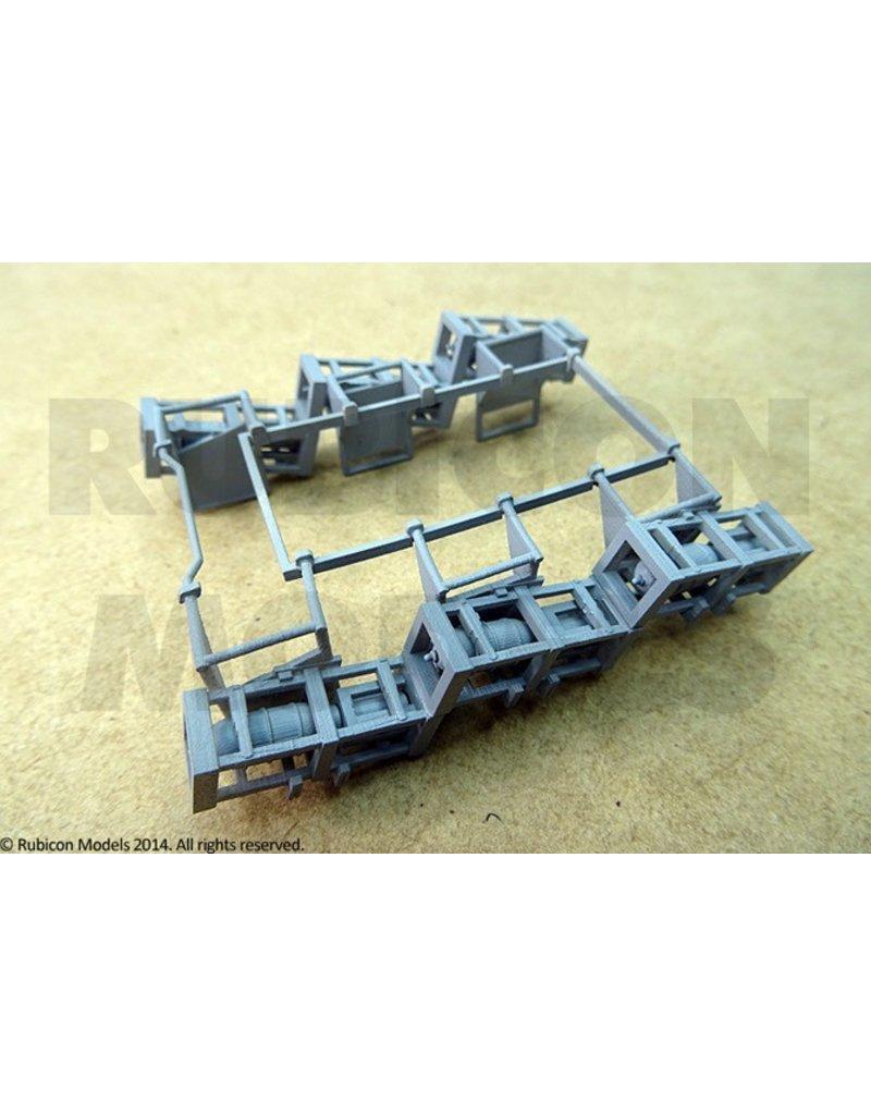 "Rubicon Models 28mm Rubicon Models: SdKfz 251/1 Ausf D ""Stuka zu Fuss"""