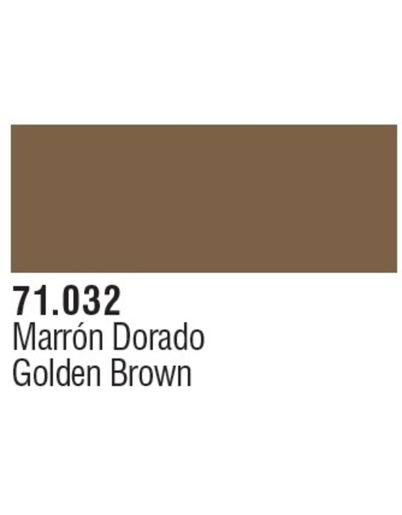 Vallejo VAL71032 Golden Brown