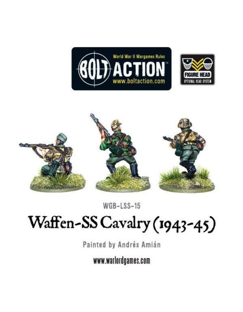 Bolt Action BA German Army: Waffen SS Cavalry (1942-45)