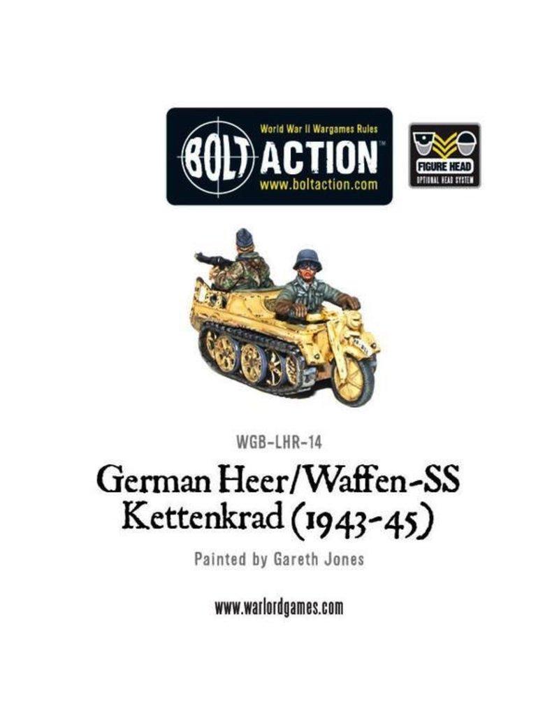 Bolt Action BA German Army: Heer/Waffen-SS Kettenkrad (1943-45)