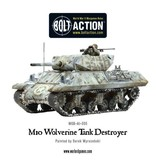 Bolt Action BA American Army: M10 Tank Destroyer/Wolverine (Plastic Box)