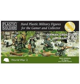 Plastic Soldier Company German Grenadiers Normandy 1944