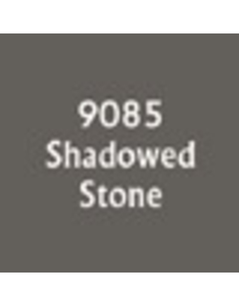 Reaper Paints & Supplies RPR09085 MS Shadowed Stone