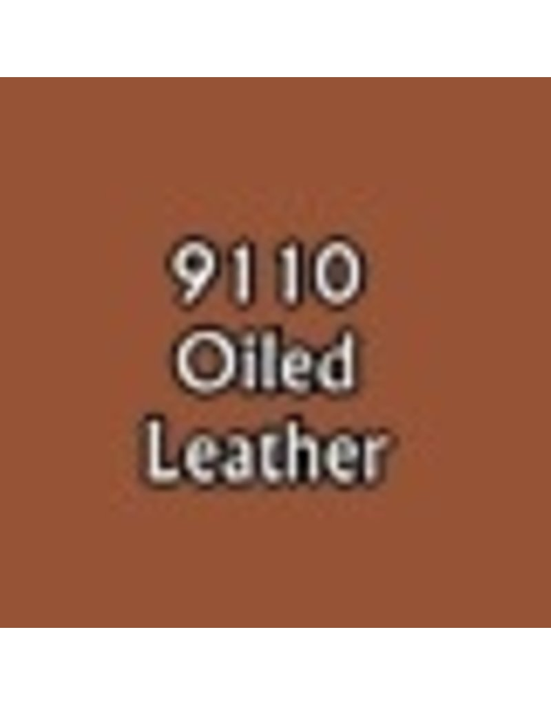 Reaper Paints & Supplies RPR09110 MS Oiled Leather