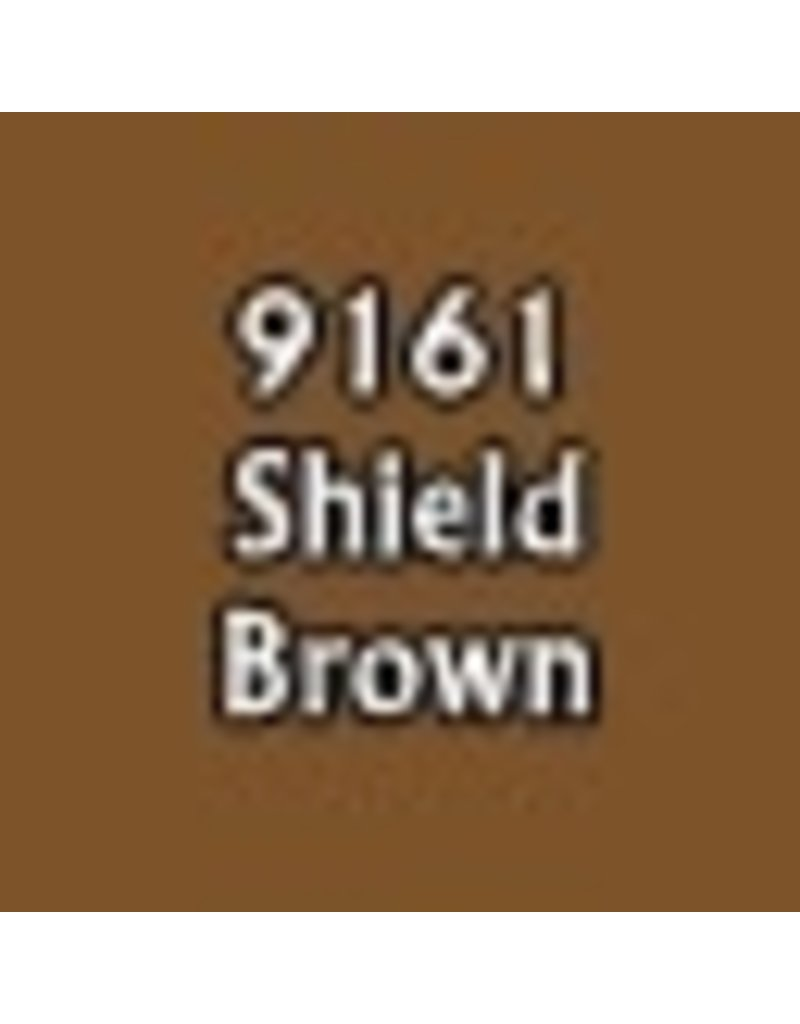 Reaper Paints & Supplies RPR09161 MS Shield Brown