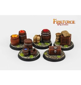 FireForge Miniatures Fireforge Games: Objective Markers