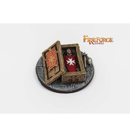 FireForge Miniatures Fireforge Games: KnightÕs Grave